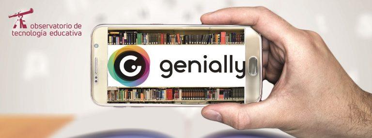 Genially: Libros Interactivos Geniales