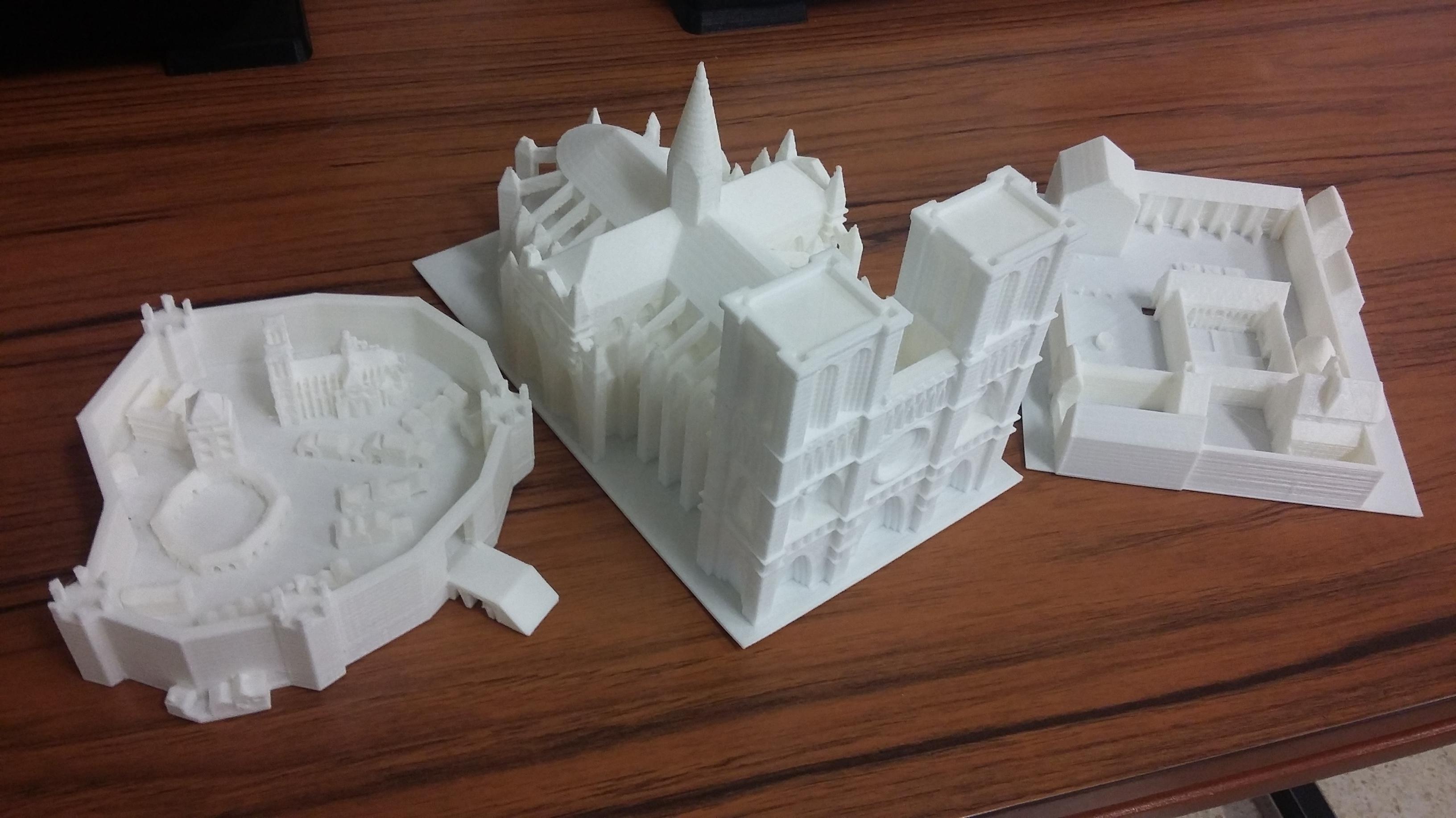 Diseño de los proyectos impresos en 3D.