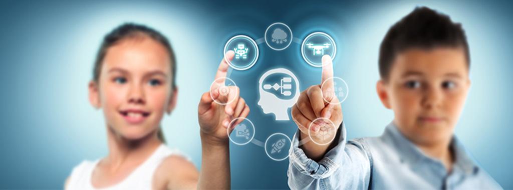 Imagen representativa del Pensamiento Computacional e Inteligencia Artificial