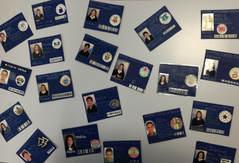 Cada alumno crea su propio carnet de Superagente MATIA.