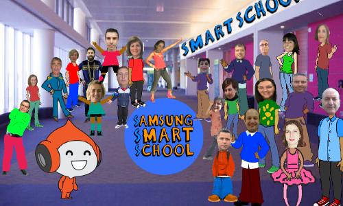 V Encuentro de Profesores Samsung Smart School