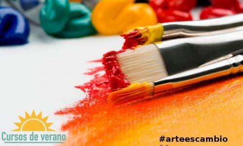 """Cursos de verano """"El arte como recurso educativo"""""""