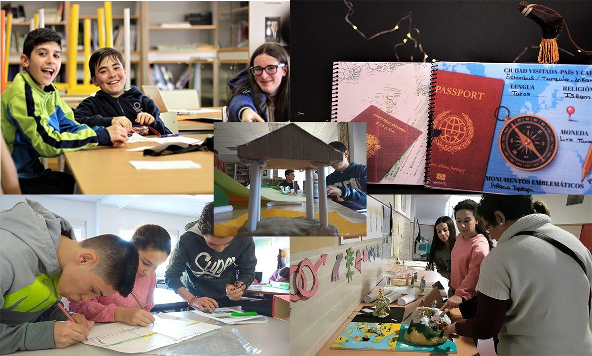 La implicación y satisfacción de los alumnos con los trabajos realizados.