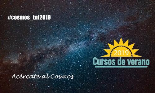 """Cursos de verano """"Acércate al Cosmos"""""""