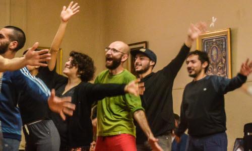 NUEVA GUÍA LADA: Cómo hacer un teatro foro