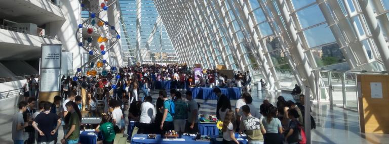 Ferias de Proyectos de la Escuela de Pensamiento Computacional