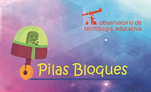 Pilas Bloques: aprende a programar jugando