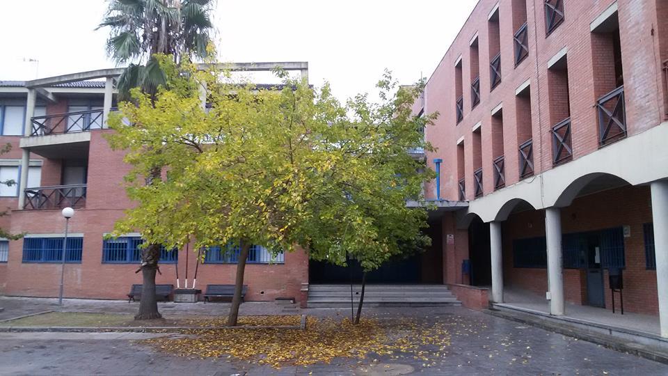 IES San José de Villanueva de la Serena, Badajoz.