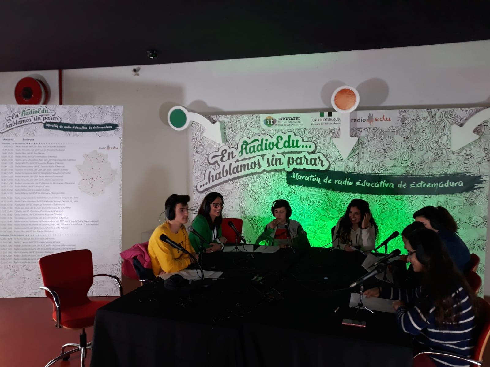 I Maratón de Radios Educativas de RadioEdu