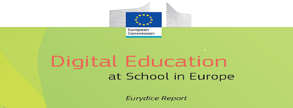 Informe Eurydice: Digital Education at School in Europe