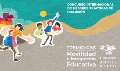 """Premio CAB """"Movilidad e Integración Educativa"""""""
