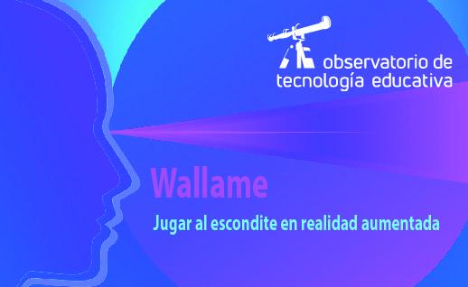 Wallame: Jugar al escondite en realidad aumentada