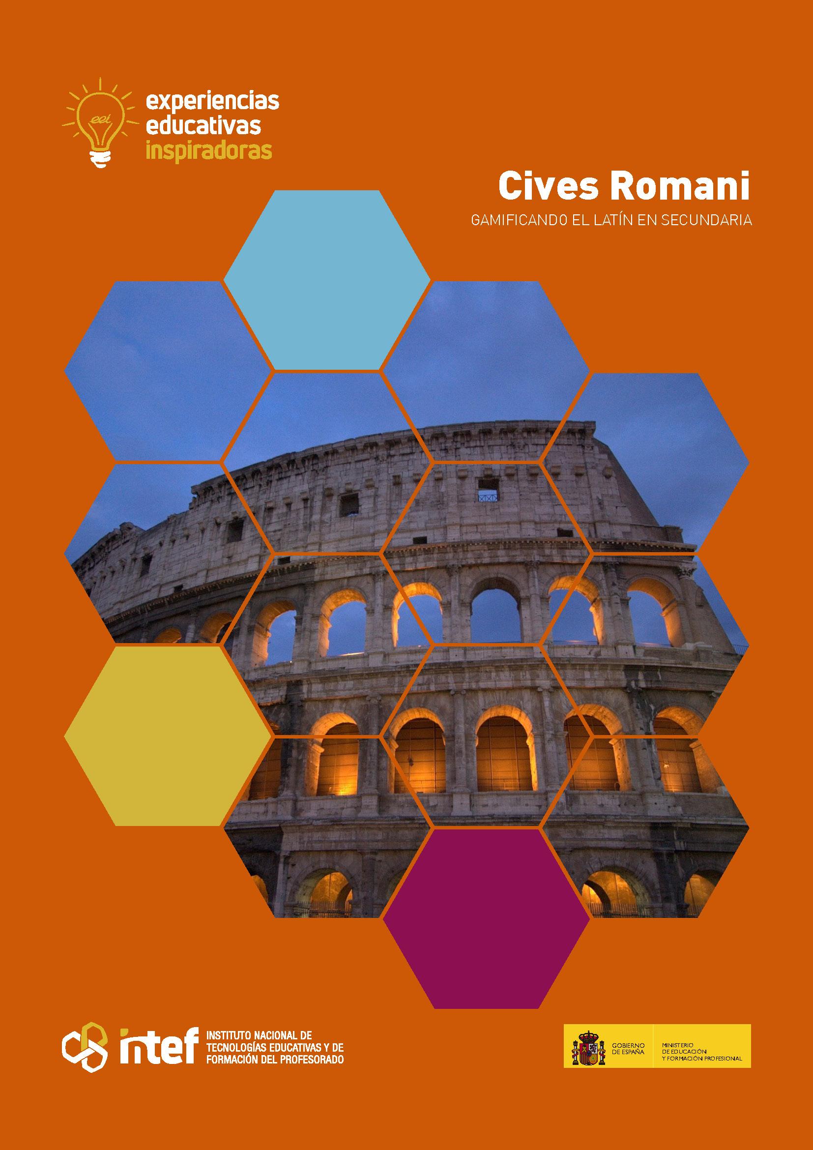 Portada de la Experiencia Cives Romani