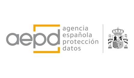 logotipo AEPD