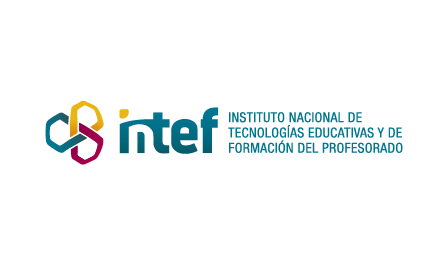 logotipo Ministerio de Educación y Formación Profesional -  Intef