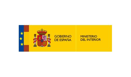 logotipo Ministerio del Interior