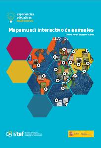 Mapamundi interactivo de animales