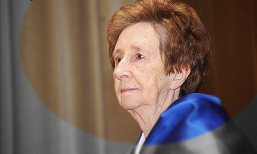 Margarita Salas, científica referente  y pionera en biología molecular