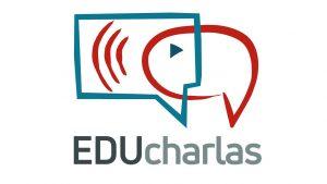 Logo de las EDUcharlas