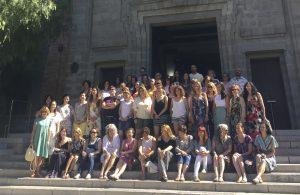 """Participantes curso de verano """"Los espacios naturales"""""""
