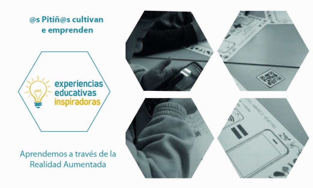 Experiencia educativa inspiradora: @s Pitiñ@s cultivan e emprenden