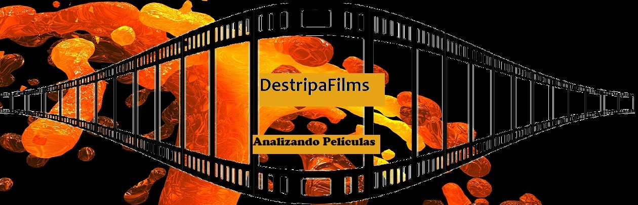 Logo del Proyecto Destripafilms.