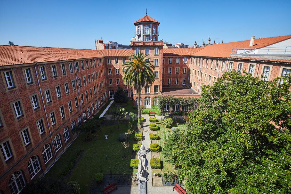 Colegio de la Inmaculada Jesuitas-Gijón.