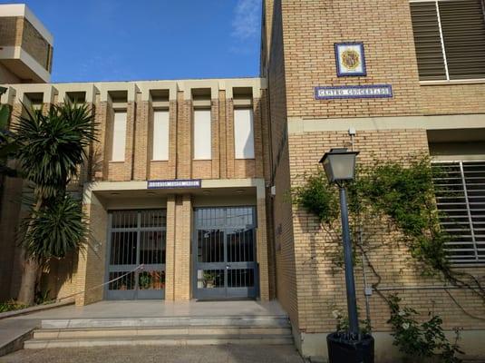 Colegio Santo Ángel de la Guarda (Sevilla).