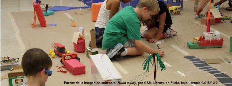 """Resumen del informe """"Makerspaces en la educación y la formación"""""""