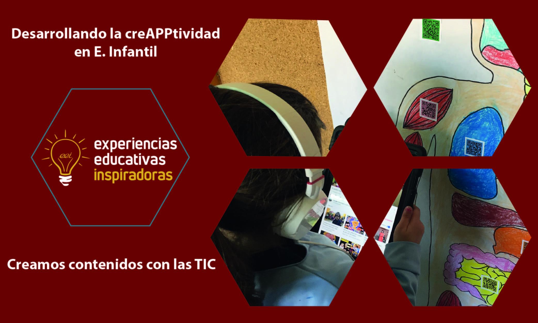 Experiencia Educativa Inspiradora: Desarrollando la CreAAPtividad en E. Infantil