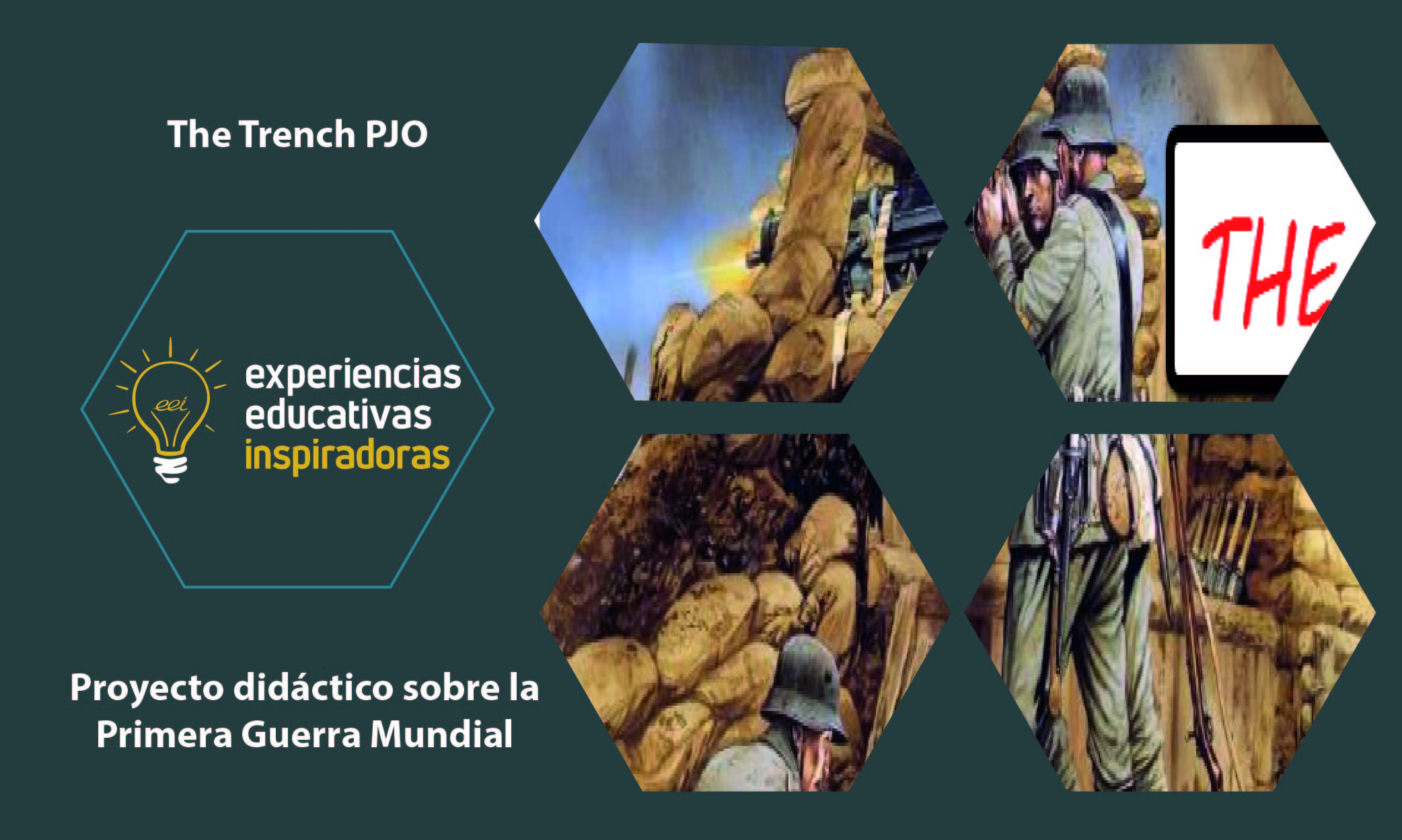 Experiencia Educativa Inspiradora: The Trench PJO