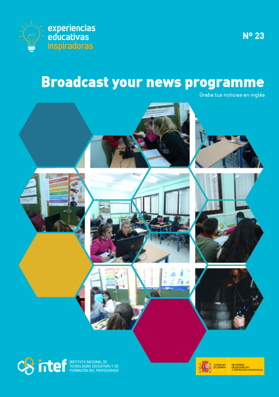 Portada de Broadcast your news programme