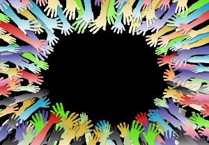 Imagen simbólica de la idea de ayuda