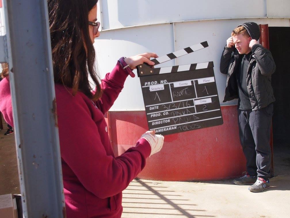 Filmación de vídeos internacionales.