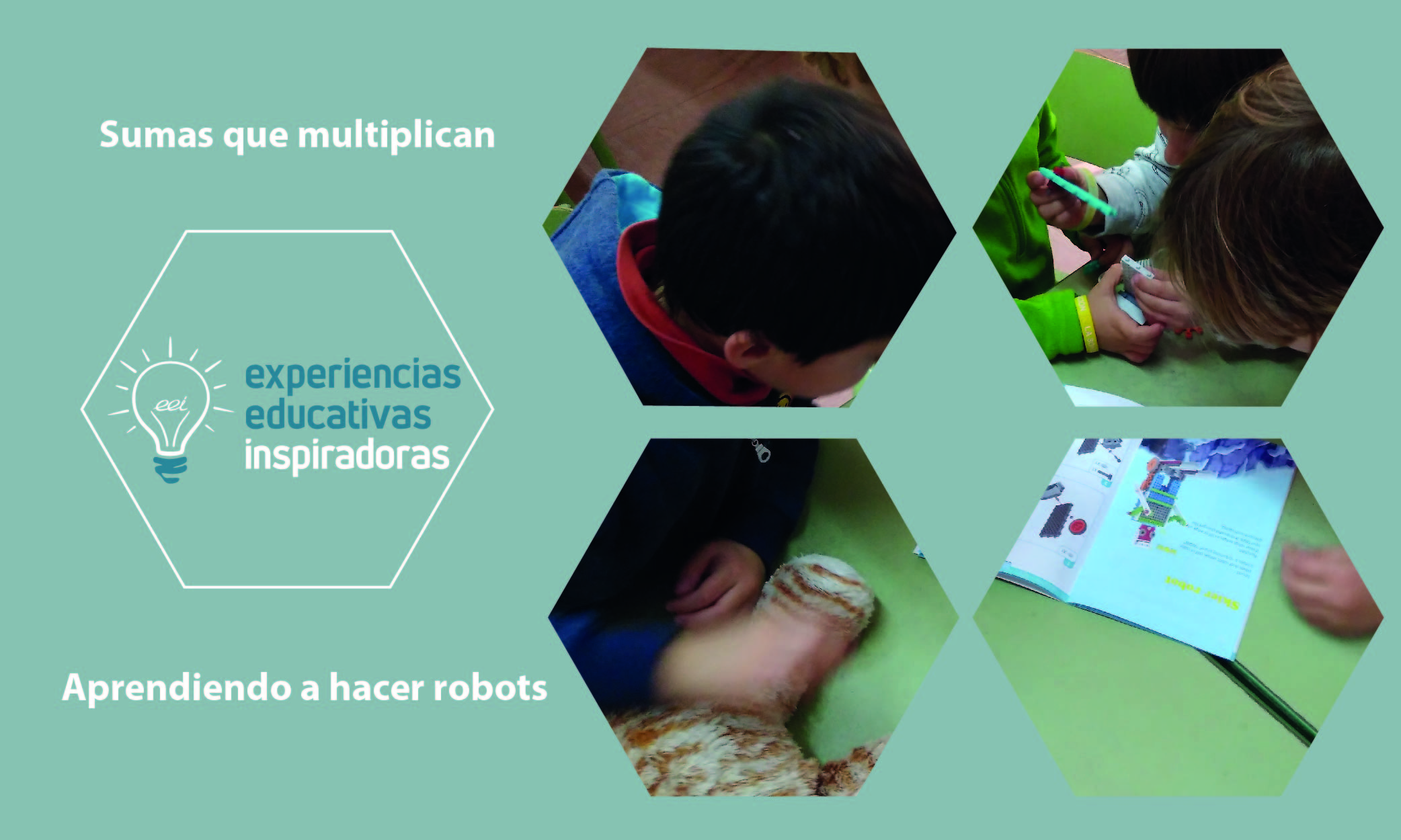 "Experiencia Educativa Inspiradora: ""Sumas que multiplican"""