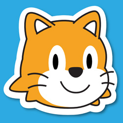 Icono de Scratch Jr.