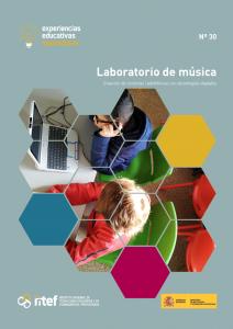 """Portada de la Experiencia """"Laboratorio de música"""""""