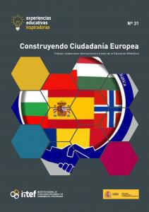 """Portada de la experiencia """"Construyendo Ciudadanía Europea"""""""