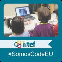Insignia #SomosCodeEU