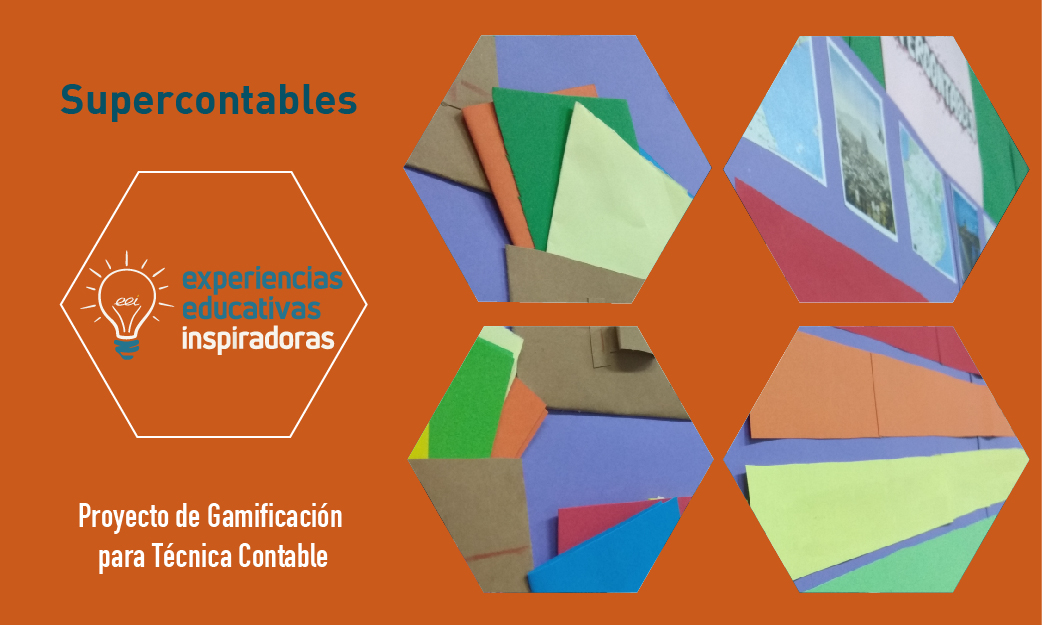 "Experiencia Educativa Inspiradora ""Supercontables"""