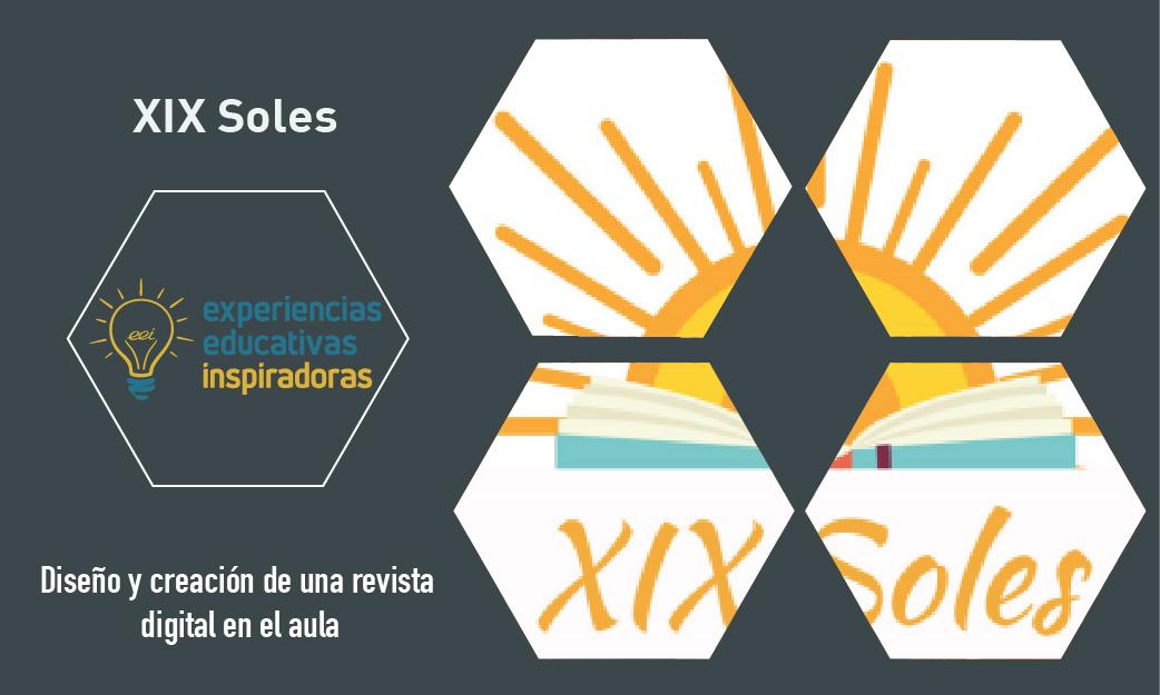 """Experiencia Educativa Inspiradora """"XIX Soles"""""""