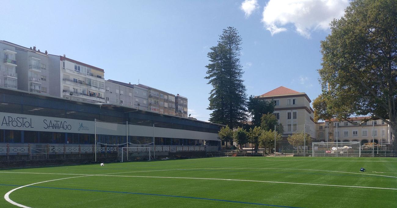 Colegio Apóstol Santiago.