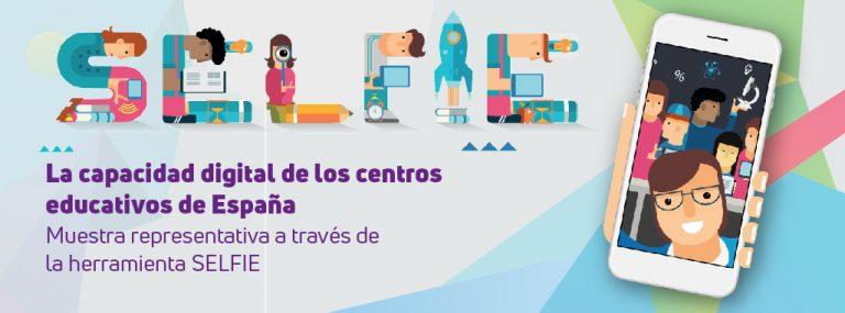 """Estudio """"La capacidad digital de los centros educativos españoles"""""""