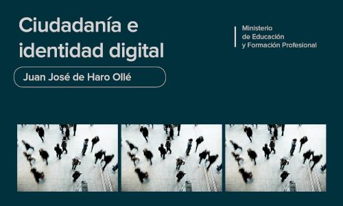 Publicación del libro Ciudadanía e identidad digital