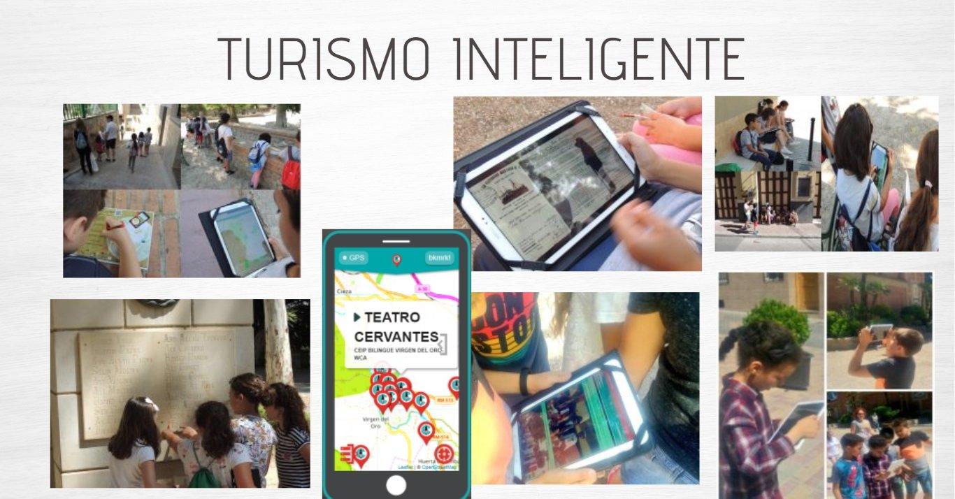 Turismo Inteligente: nos informamos de la mano de un smartphone.