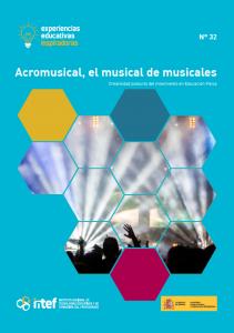 """Portada de la experiencia """"Acromusical, el musical de musicales"""""""