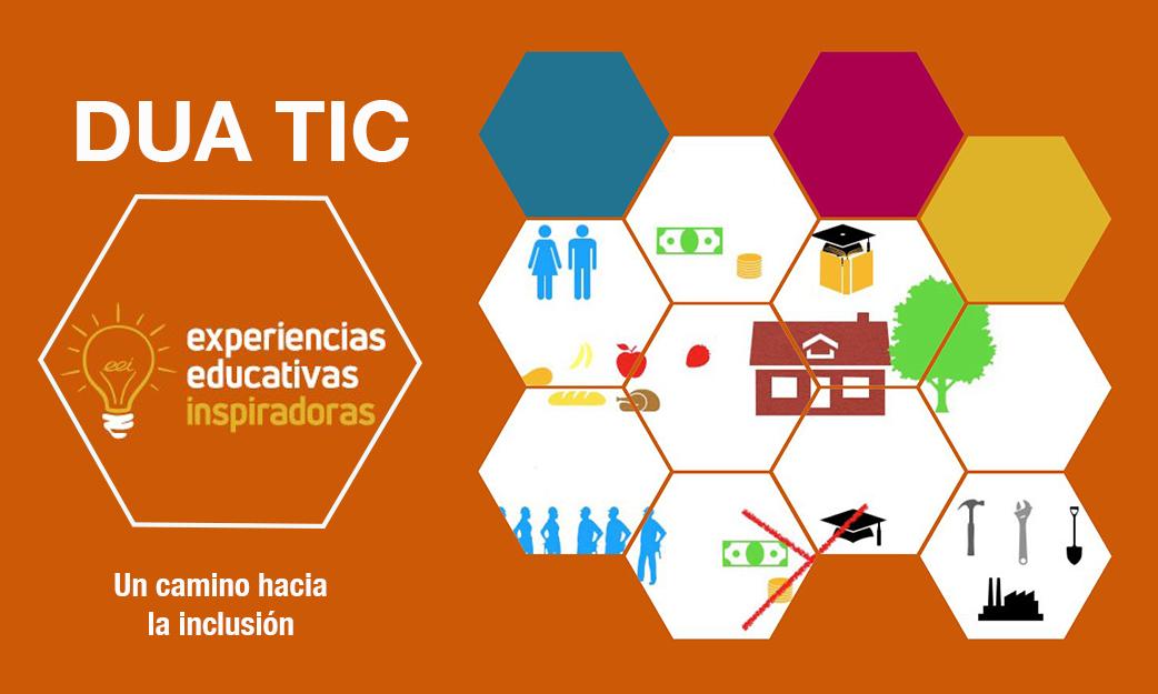 "Experiencia Educativa Inspiradora ""DUA TIC"""