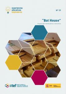 "Portada de la experiencia ""Bat House"""