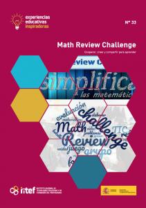 """Portada de la experiencia """"Math Review Challenge"""""""