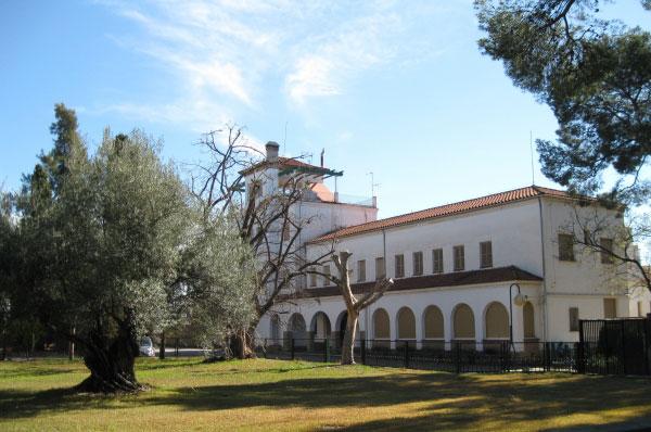 Edificio de Infantil de Fundación Flors (Vila-real).